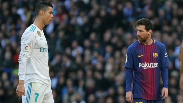 82d857c6b3 Real Madrid x Barcelona - Campeonato Espanhol 2017-2018 ...
