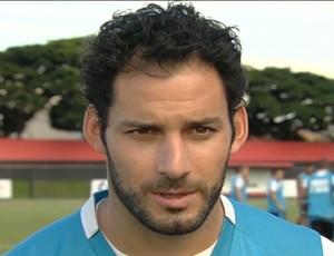 Frontini, atacante do Botafogo-PB (Foto: Reprodução / TV Cabo Branco)