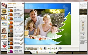 amazifier interface