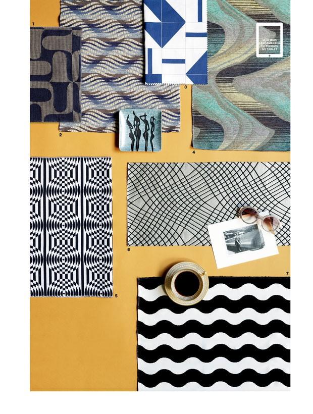 Especial Tecidos (Foto: Casa Vogue)