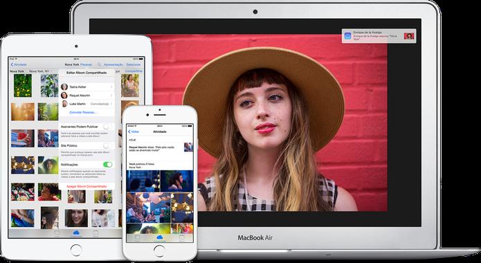 Apple Fotos 7 (Foto: Divulgação/Apple)