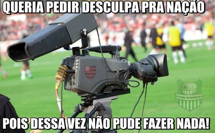 meme flamengo (Foto: Reprodução)