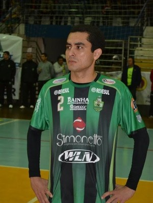 Neto Caraúbas vai jogar no Afusca, do Rio Grande do Norte (Foto: Divulgação)