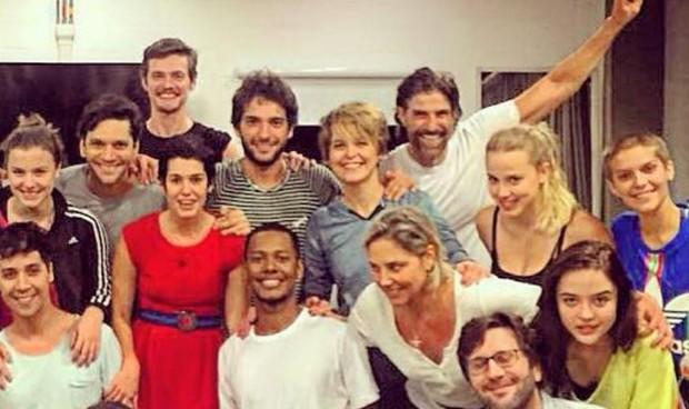 Cláudia Abreu vai ser a protagonista da próxima novela das nove, A Lei do Amor (Foto: Reprodução/Instagram)