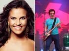 Ju Moraes e Tuca Fernandes fazem show em Lauro de Freitas; confira
