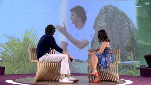 Catarinense Guga (Foto: Reprodução RBS TV)
