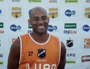Apresentação Cascata no ABC (Foto: Bruno Araújo/Globoesporte.com)