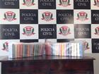 Foragido é preso pela polícia com mais de 30 kg de cocaína em Cubatão
