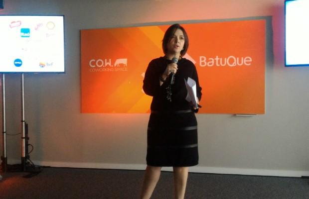 Chris Bradley, sócia-diretora da Batuque (Foto: Filipe Oliveira)