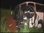 Acidente entre quatro veículos deixa três pessoas feridas em Guapiaçu