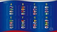 Petrolinenses ficaram otimistas com o sortei de grupos da Copa do Mundo de 2018