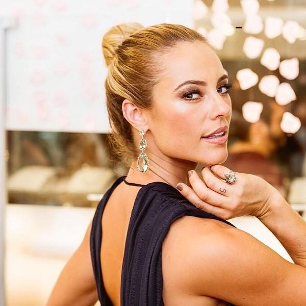 Paolla Oliveira contou que se acha mais bonita aos 35 anos  (Foto: Divulgação)