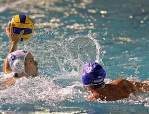 Marcelo Franco polo aquático Brasil x Argentina (Foto: Satiro Sodré/AGIF)