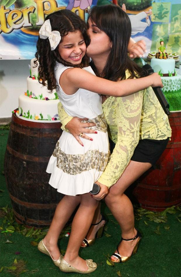 Ana Olívia Seripieri e Gabriella Saraivah (Foto: Manuela Scarpa/Foto Rio News)