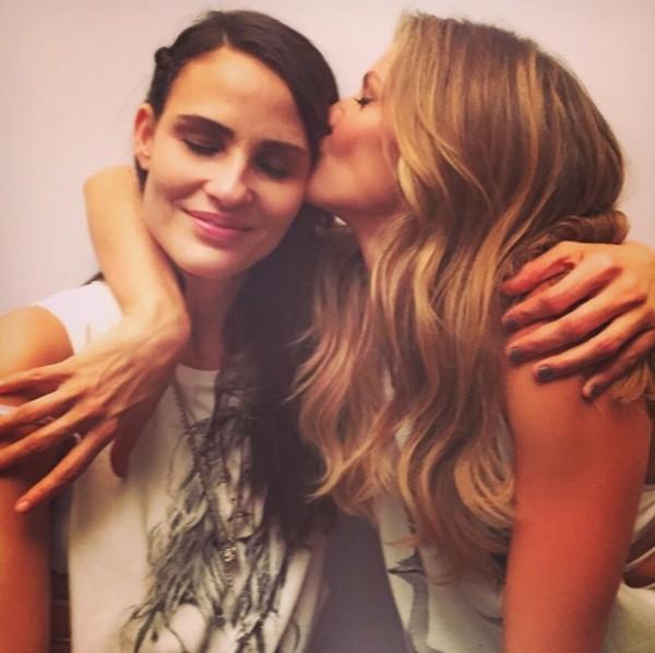 Fernanda Tavares e Gisele Bündchen (Foto: Reprodução/Instagram)