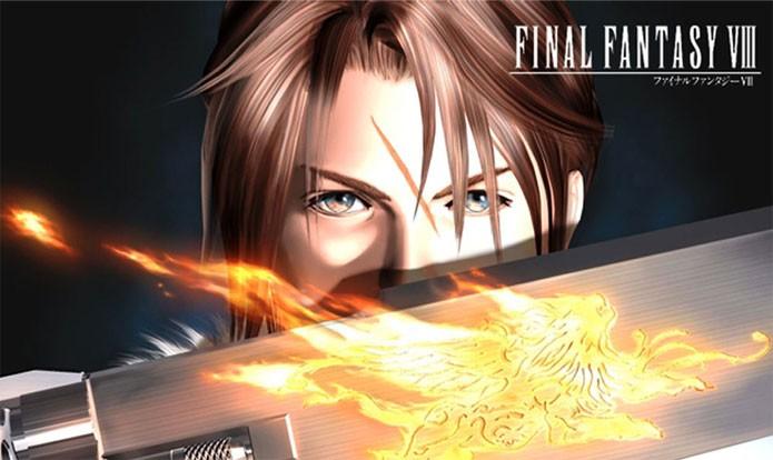 Final Fantasy 8 (Foto: Divulgação)