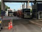 Paralisação de auditores e analistas da Receita complica trânsito na fronteira
