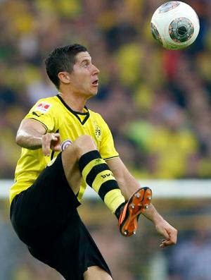 Robert Lewandowski Borussia Dortmund (Foto: Reuters)
