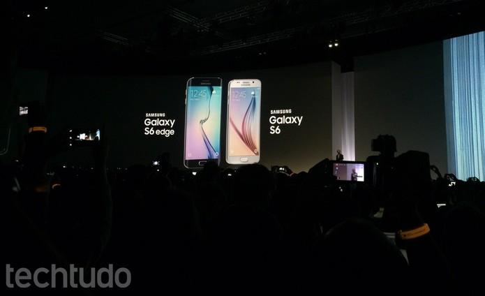 Galaxy S6  (Foto: Isadora Díaz/TechTudo)