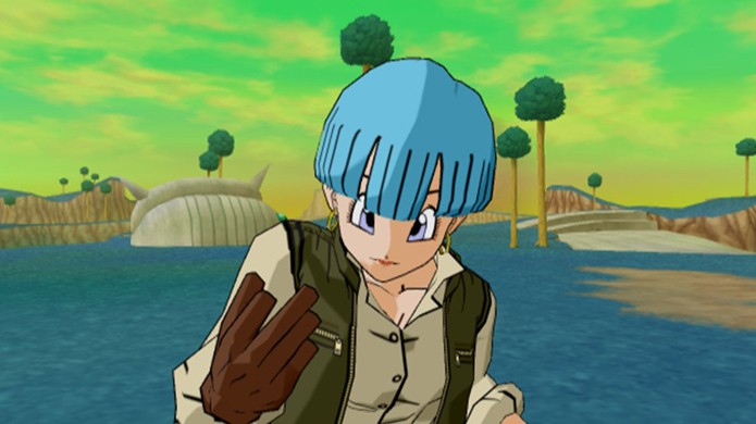 Detalhado modelo 3D da personagem está em um dos games (Foto: Reprodução)