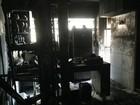 Mulher esquece cafeteira ligada e apartamento pega fogo em Santos