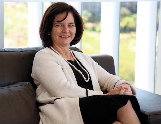 A nova procuradora geral,Raquel Dodge (Foto:  Fátima Meira/Futura Press)