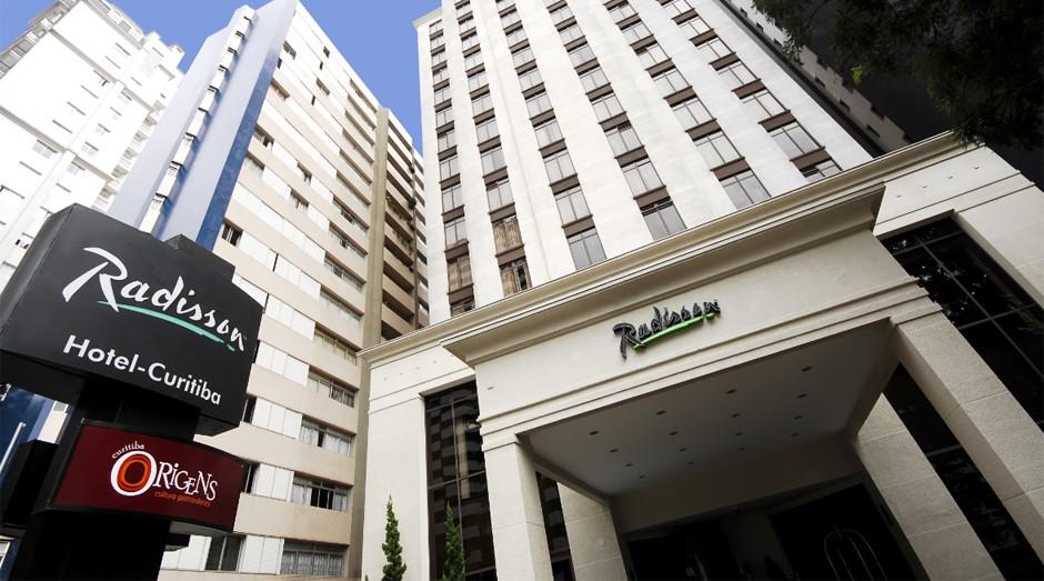 Hotel Radisson: marca faz parte da rede (Foto: Divulgação)
