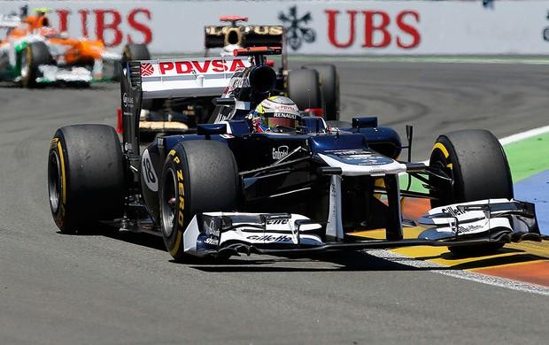 Maldonado, F1 (Foto: Agência Reuters)