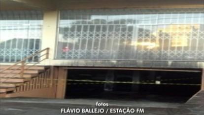 Prédio é evacuado em incêndio em Bento Gonçalves, RS