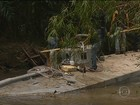 Submarino usado por traficantes de drogas é apreendido no Pará