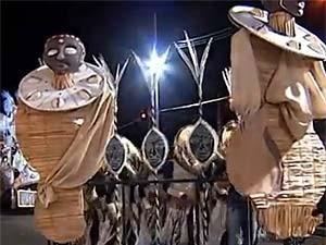 Tabajara venceu pelo 9ª ano consecutivo (Foto: Reprodução/TV Integração)