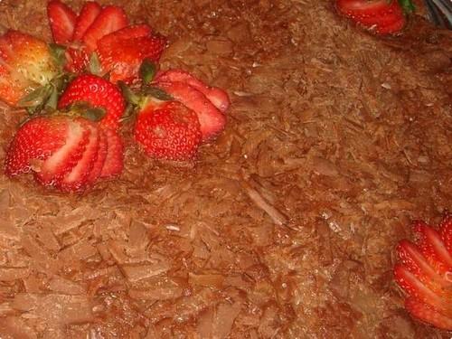 Bolo de Chocolate sem Lactose