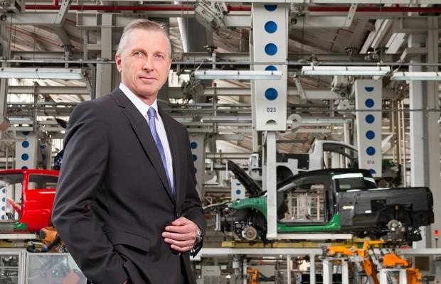 David-Powels-deixa-a-presidência-da-Volkswagen-do-Brasil. (Foto: Divulgação)