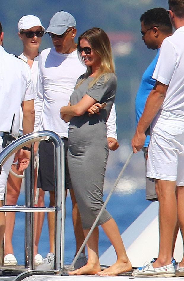 Nicole Kimpel, namorada de Antonio Banderas (Foto: AKM/GSI)