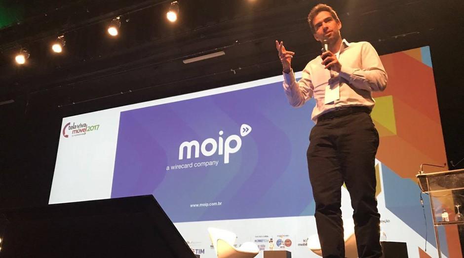 Igor Senra, CEO e cofundador do MOIP (Foto: Reprodução/Facebook)