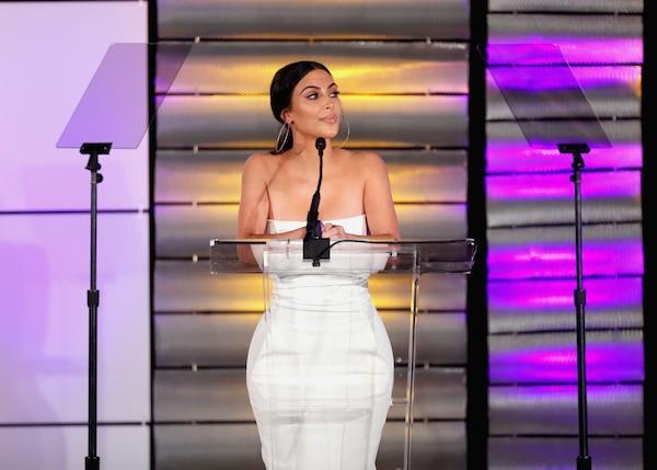A celebridade Kim Kardashian (Foto: Getty Images)