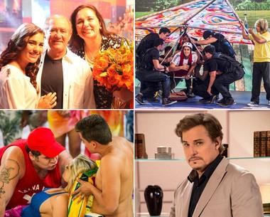 Convidados e muitas gargalhadas: relembre cenas especiais! (TV Globo/Divertics)