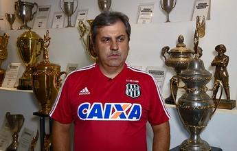 """Kleina elogia sintonia entre elenco e torcedores da Ponte: """"É inexplicável"""""""