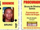 Integrante do 'Baralho do Crime' é suspeito na morte de quatro jovens