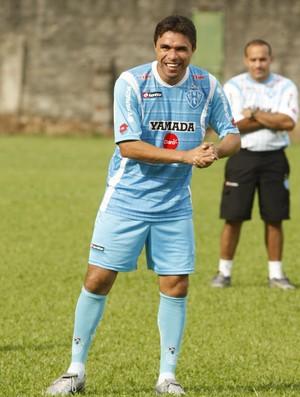 Vanderson já marcou sete gols (Foto: Marcelo Seabra / O Liberal)