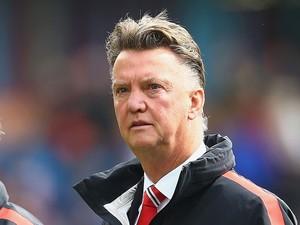 Louis van Gaal jogo Manchester United (Foto: Getty Images)
