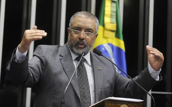 O senador Paulo Paim (PT-RS) (Foto: Moreira Mariz/Agência Senado)