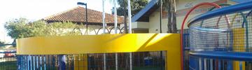 Guarda municipal é agredido por aluno em escola da capital (Osvaldo Nóbrega/ TV Morena)