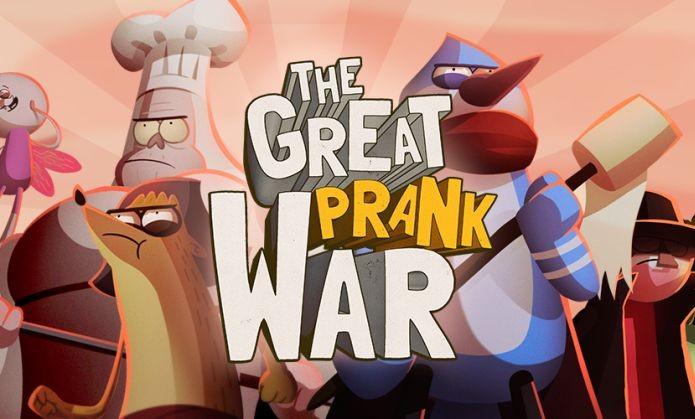 Jogo com a emissora Cartoon Network é um dos maiores projetos da Aquiris neste ano (Foto: Divulgação)