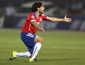 Valdivia Chile x Bolívia Copa América (Foto: EFE)