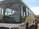 SMT apreende ônibus intermunicipal  por péssimas condições de uso