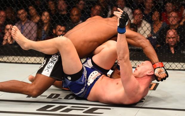 UFC Phoenix, Alistair Overeem e Stefan Struve (Foto: Getty Images)