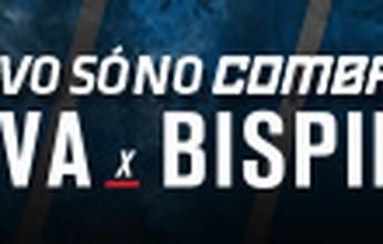 """Bisping encontra Anderson e ironiza doping: """"Consegue uma ereção?"""""""
