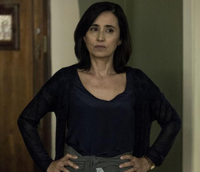 Fernanda Vianna é Lucy em Justiça (Foto: Ellen Soares/Gshow)