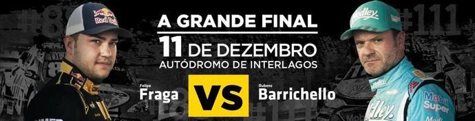 Promoção de ingressos para a final da Stock Car em Interlagos (Foto: Divulgação)